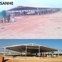chicken house / Poultry Farm