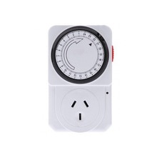 24 Jam Mekanis Listrik Plug Program Time Switch Hemat Energi Programmable <span class=keywords><strong>Socket</strong></span>