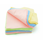 13x13cm Clean wipes Cleaning Cloth For Screen Tempered Glass Camera/ LCD Screen