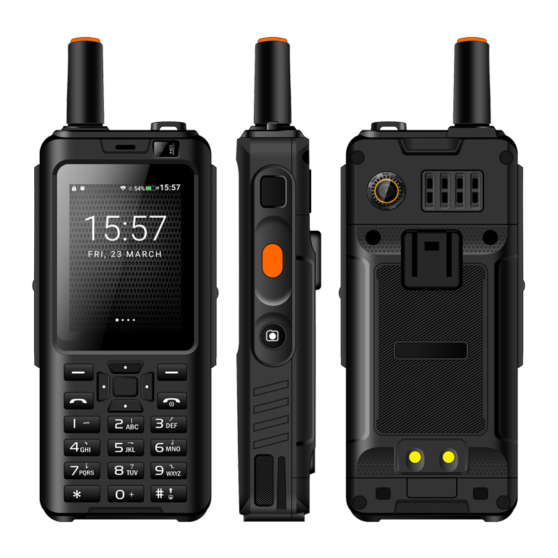 IP65 Waterproof GPS WiFi <strong>LTE</strong> F40 <strong>Dual</strong> <strong>SIM</strong> card 2.4 Inch IPS Screen 4G <strong>LTE</strong> Zello PTT Walkie Talkie Mobile phone