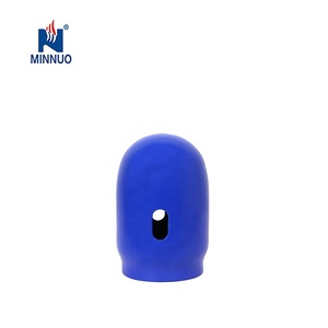 gas cylinder cap for high pressure seamless 10l cylinder