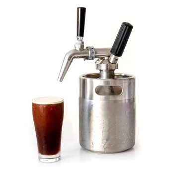 new design portable stainless steel coffee maker