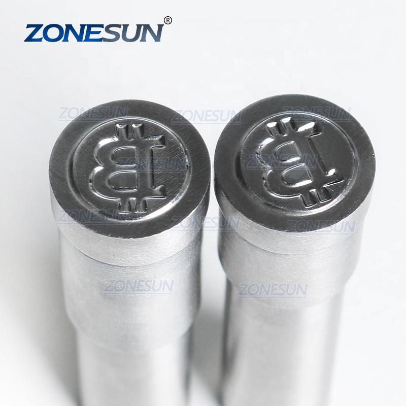 Zonesun Cnc Tablet P Press Stamp Steel Custom Hole Punch Die Set Milk  Tablet Die Custom Logo For Punch Die Tdp0/1 5/3 Machine - Buy Tablet Press