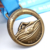 China Manufacturer Cheap Custom Running Award Metal Sport Trophie Medal No Minimum Order
