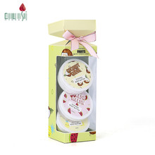 <span class=keywords><strong>Herbal</strong></span> Alami Mewah Butter Body Gift Set Perawatan 3*50 Ml Body Butter