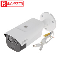 Original Dahua CCTV 2MP Thermal Mini Hybrid Bullet ip Network Camera TPC-BF2120 in stock