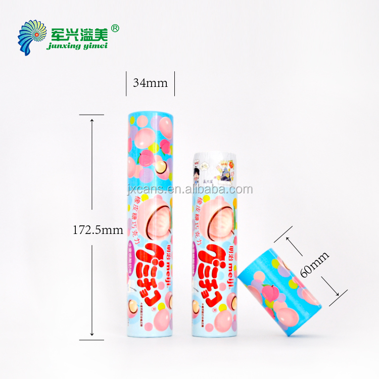 Competitive price paper tube canister paper tube cans