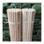 Factory wholesale universal round wooden threaded dowel rods for mop stick