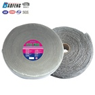 2019 House Cleaning Tools Material In Roll/Kitchen Sponge Dish Scrubber Raw Material steel wool
