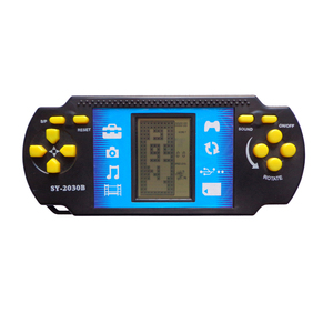 handheld brick game toys console game 9999 in 1