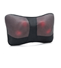 smart multi-function with heat magic relax new concept guee electric vibrating shiatsu neck massage pillow