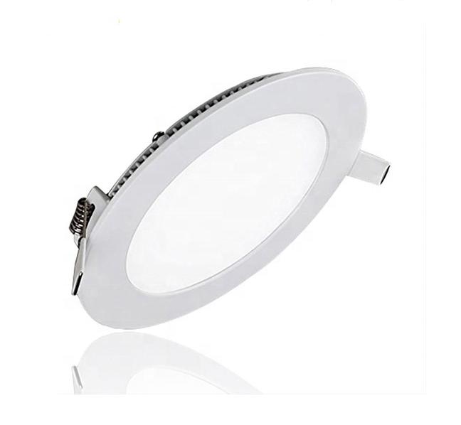 China Manufacturer 12W  smd led panel light round