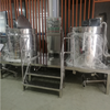 1000L Stainless Steel Electric Heating Mixing Tank For cosmetic products