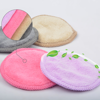 Customizable Washable Women Facial Care Washable Makeup Remover Pads