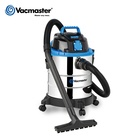 Vacmaster 220v 1200w 20 litres stainless power bagged wet and dry portable car vacuum cleaner for car and home use,VQ1220SC