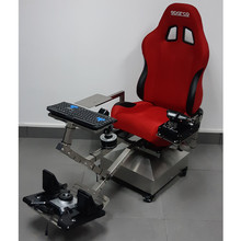 2DOF Motion Simulator Vr Auto Racing Games Motion Racing Simulator Concurrerende Prijs Compact Formaat