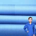Textiles factory twill 65/35 tc waterproof polyester cotton fabric