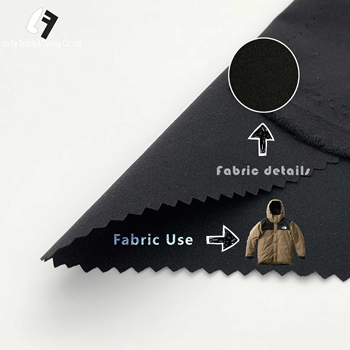 SAMPLES ARE FREE! factory direct sales ! 100%polyester T400  woven clothing fabric  for jacket