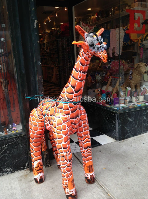 Advertising Giant Inflatable Giraffe Toy,inflatable Giraffe
