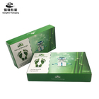 Special Small Custom Medicine Storage Pill Paper Detox Cardboard Box For Foot Pads Pack Health Care