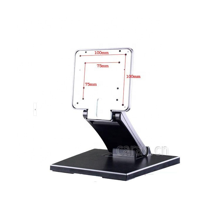 Vesa Mount Pos Terminal <strong>Stand</strong>/Tablet Pos <strong>Stand</strong> With Black or White Color