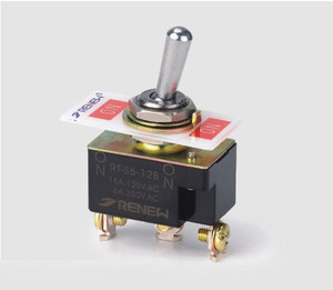 one way toggle switch, one way toggle switch Suppliers and