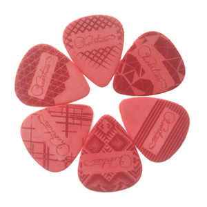 Stringed Instruments Parts Relief Design Derlin Custom Guitar Picks wholesale for Electric Guitar with Factory Price