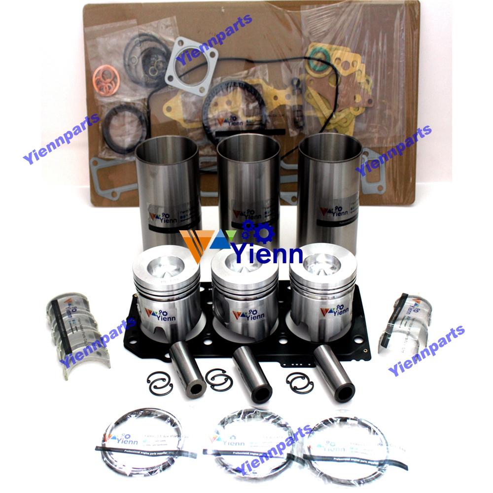 3tn84 Engine Overhaul Rebuild Kit For Yanmar Diesel Engine Parts  3tn84tl-ryk 3tn84te-krl 3tn84e-rdws 3tn84te-kru 3tn84l-rnk - Buy Overhaul  Kit,3tn84