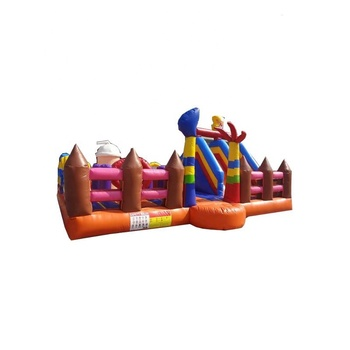 Giant Inflatable Playground Slide For Kids,Party Rental Equipment For Sale