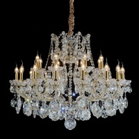 Lighting Crystal Chandeliers Home Decorating Ideas