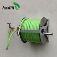 shop in china hand held stainless steel wall mounting 40m brass hose connectors reel cart german garden tools