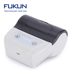 80mm mobile Smart Pos Printer for Mobile Payment Delivery System Restaurant