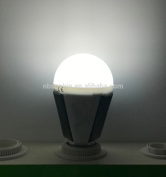Solar Emergency lamp 7W 12W rechargeable led bulb light led light