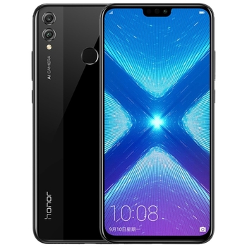 Huawei Honor 8X Mobile Phones 4G+64GB Dual AI Back Cameras 6.5 inch Android Smartphone 5G 4G 3G 2G Cell Phone Unlock