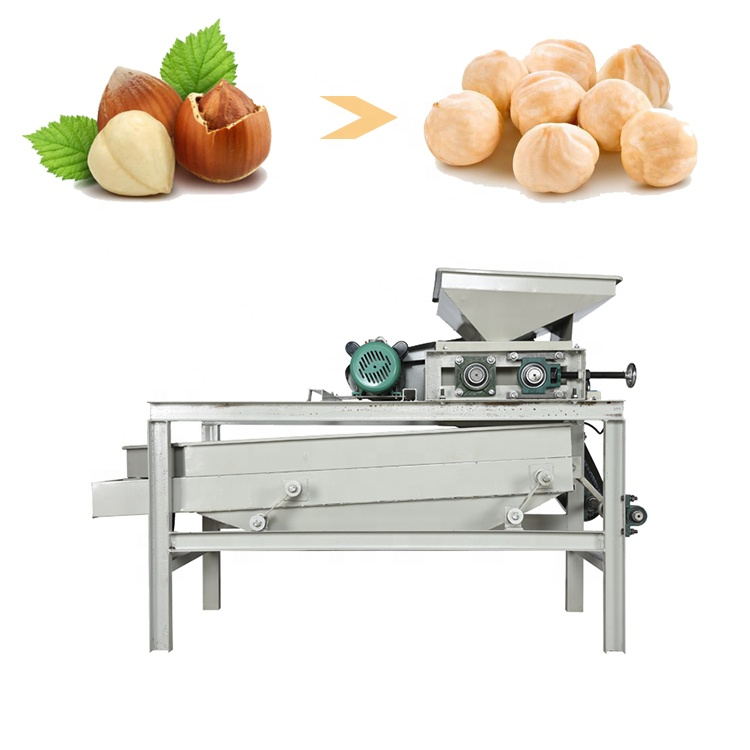 Mutter walnuss mandel brecher mandel cracker maschine mandel zerkleinerung maschine