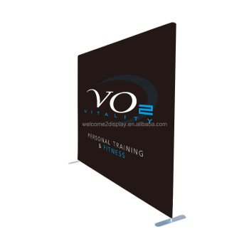 10ft straight tube fabric backdrop stand