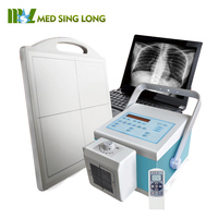 MSLPX01 4KW high frequency portable x-ray machine / cheap x ray machine price
