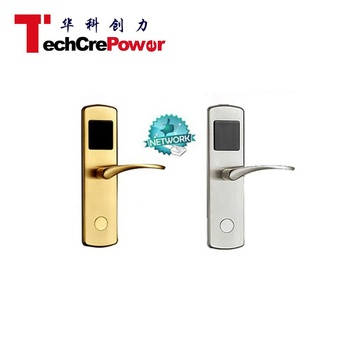 Network TCP/IP Remote Control Electric Hotel Room Door Lock
