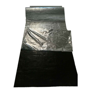RG JIAYE factory directly provide high elongation 1 5mm self-adhesive  bitumen waterproofing membrane