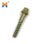 Carbon steel alloy steel high strength bolt thread type screw spike for wooden sleeper