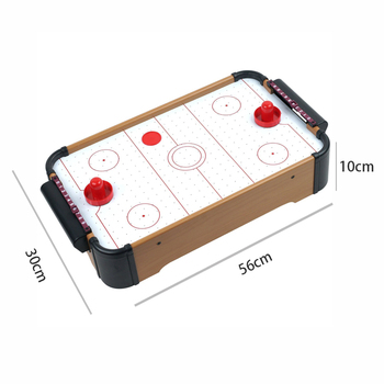 Portable Mini Ice Hockey Board Game Air Hockey Table Game For Kids Buy Wooden Mini Table Top Air Hockey Game Set Mini Air Hockey Game Table For Kids Table Top Air Hockey Product