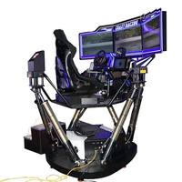 VR amusement park f1 simulator 9d simulador de cinema Car Simulator F1 Racing Seat For Sale
