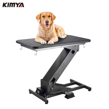 light weighted folding portable dog grooming table/pet grooming table electric