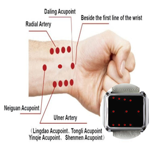 ATANG new invention red light tinnitus Laser Therapy Watch healthcare protection medical far infrared instrument sinus treatment