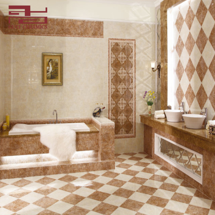 Ceramic Digital Wall Tiles For Bathroom