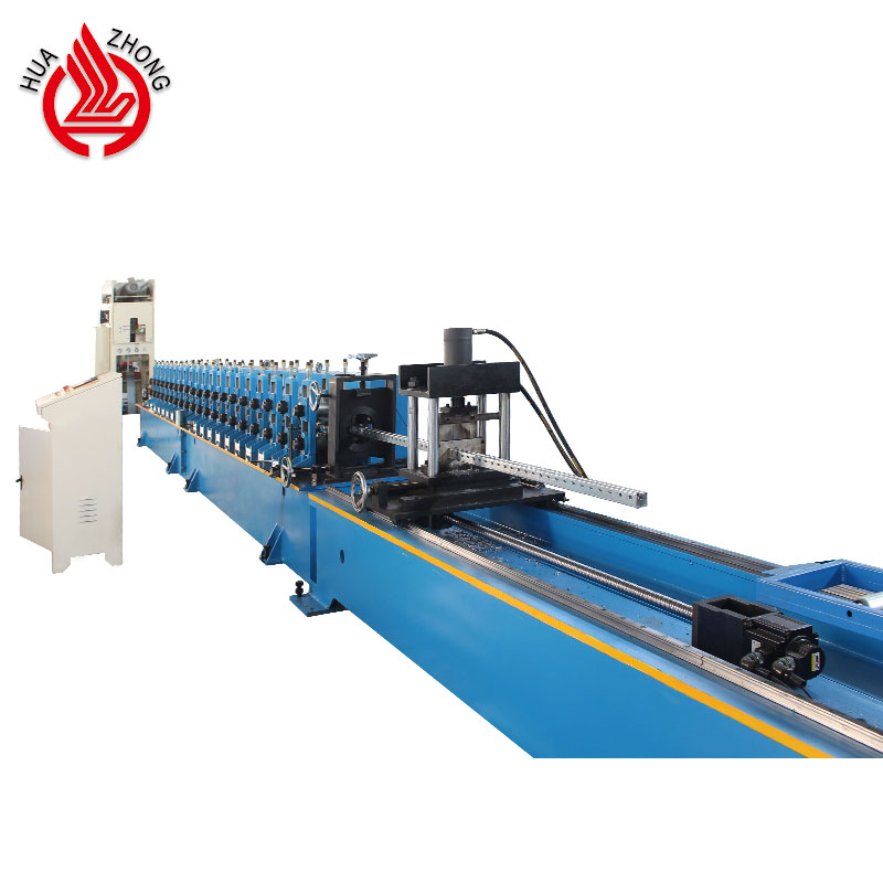 HZ hoge kwaliteit solar post roll forming machine