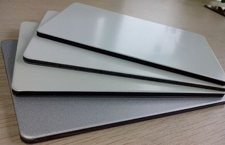 2015 year yellow laminate sheet acp acm coat pvdf acp for Aluminium composite panel interior decoration