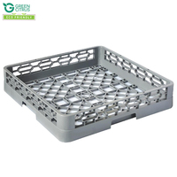 NEW Full-size Combination Commercial Plastics Flatware Rack Bowl Dish Drying Rack Wholesale