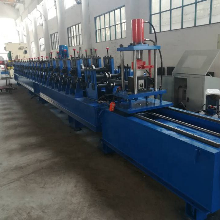 41*41mm 41*52mm Unistrut Channel Roll Forming Machine Voor Zonnepaneel