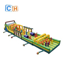 Commercial inflatable bounce house combos bouncy ปราสาทอุปสรรคสำหรับสนุก